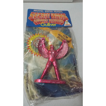 Gulliver Secret Wars Metalizado Anos 80 Falcao Marvel Hulkhu