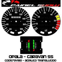 Acrilico Translucido Painel Show Cod579v180 Opala Ss Caravan