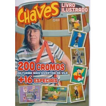 Chaves 2013 Album Com 100 Figurinhas Sem Repetição
