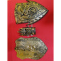 02 Escudos + Bracelete Fantasia Medieval Gladiador Viking