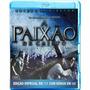 Paixão De Cristo, A - Blu Ray + Dvd Extras, Leg, Lacrado