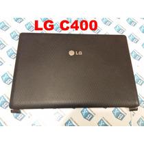 Tampa Do Lcd Notebook Lg C400 A410 Craquelada