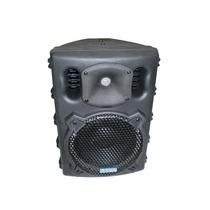 Caixa De Som Amplificada Csr 3000a 200w Ativa Usb Mp3 Sd Mmc