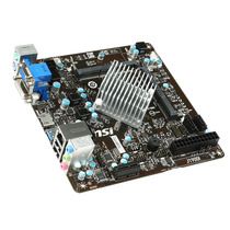 Placa Mãe Fanless Mini Itx Msi J1900i Com Intel Quad Core