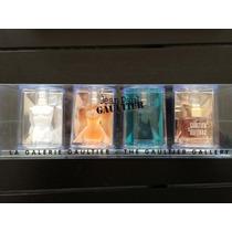 Perfume Jean Paul Gaultier Fleur Du Male Classique Kit Mini
