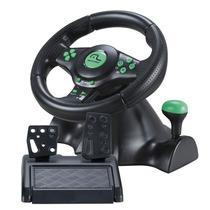 Volante Multilaser Para Xbox 360 Ps2 Ps3 E Pc - Js075