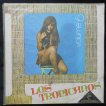 Los Tropicanos Vol 6, Lp Vinil