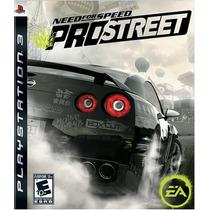 Need For Speed Ps3 - Novo Lacrado De Fábrica Pronta Entrega
