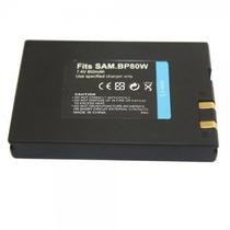 Bateria Ia-bp80w P/ Samsung Sc-d381 Sc-d382 Sc-d383 Sc-d385