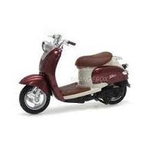 Moto Yamaha Vino Yj50r Escala 1:18
