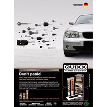 Tira Risco Quixx Paint Scratch Remove Removedor De Arranhões