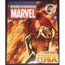 Revista Marvel- Coleção Super Heróis - Jean Grey - Fênix