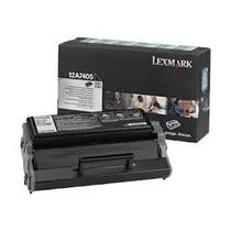 Toner Lexmark 12a7405 - E321 | E323 Original Lacrado