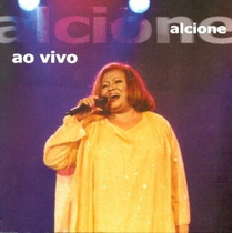 Cd Alcione Ao Vivo Seus Maiores Sucesso (2002) Lacrado Raro