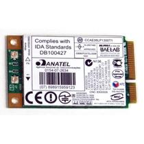 Placa Wireless Notebook Hp Pavilion Dv5 1240br Db100427