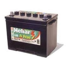 Bateria Heliar De 12v 75 Caixa Alta Ah Baterias De Carro