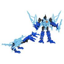 Boneco Transformer 4 Strafe Construbots Hasbro 2 Em 1