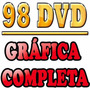 Gráfica Completa Vol.1 Vetor Imagens Corel Photoshop Arte