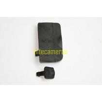 Nikon D80 Kit Borracha