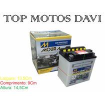 Bateria Moura Mv11-de Virago Intruder 250 Ref.yuasa Yb10l-a2
