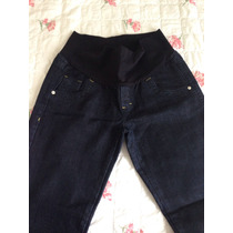 Calça Jeans Gestante Emma Fiorezi