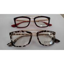 Armação Feminina Vpr18q Para Óculos De Grau - Cores