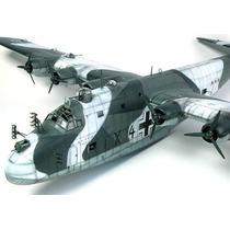 Avião Blohm & Voss Gigante Germany Militar Bombardeiro