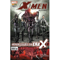X-men Extra - 96 A 127 - Marvel - Panini