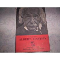 Albert Einstein Leopold Infeld 1957 Obra E Influencia Mundo
