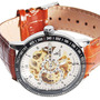 Relógio Automático Ik Colouring Skeleton Presente Natal