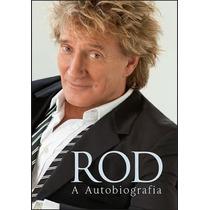 Livro - Autobiografia Rod Stewart