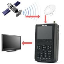 Sat Link Finder Ws 6906 Localizador Satelite Digital Satlink