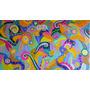 Pintura Abstrata - Óleo S/ Tela 100 X 180cm Por Jfmachados
