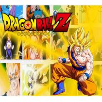 Dragon Ball Z Todas As Sagas