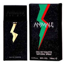 Perfume Animale For Men 100ml Masculino Original Lacrado