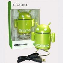 Mini Caixa De Som Portátil Mp3 Android Usb C/ Rádio Fm-preto