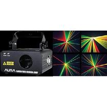 Laser Omega Rgy Ritmico, Dmx, Automatic Verde,vermelho, Amar