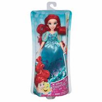 Boneca Princesa Ariel - A Pequena Sereia Disney - Hasbro.