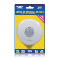 Sensor Iluminação Por Presença E Fotocélula Minuteira Ls360t