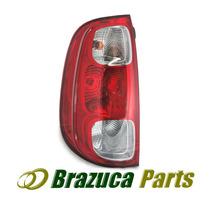 Lanterna Traseira Uno 2010 2011 2012 2013 Bicolor
