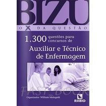 Bizu Auxiliar E Técnico De Enfermagem 1300 Questões Malagutt
