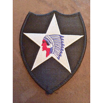Patch, 2nd Infantry Division Us Army .