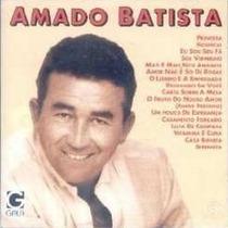 Cd Amado Batista - Princesa - (sucessos)