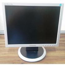 Monitor Samsung 540n 15 Polegadas + Cabo Vídeo + Cabo Força