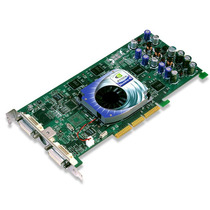 Placa De Video Agp -nvidia Quadro4 Agp 980 Xgl 128mb - Novo