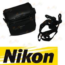 Bolsa Câmera Nikon P530 P520 P510 P500 L820 L120 P100 Case