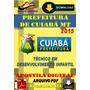 Apostila Digital Pref Cuiaba Mt Tecnico Desenv Infantil 2015
