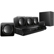 Home Theater 5.1 Canais, Dvd, 300w Rms, Htd3509x/78 Philips
