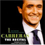 Cd Jose Carreras Recital