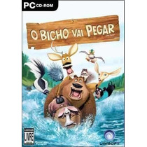 O Bicho Vai Pegar Game Pc Cd-rom Original Lacrado